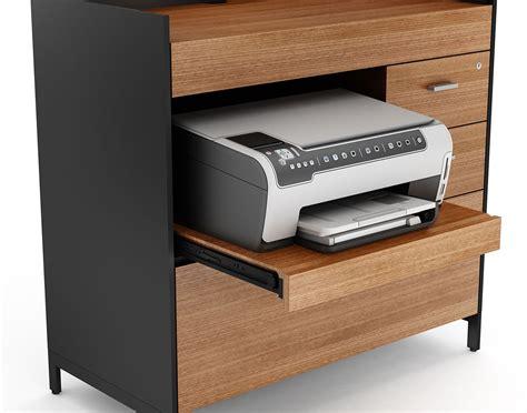 Aspect Desk 6231 Bdi Designer Tv Stands And Cabinets For Small Printer Desk