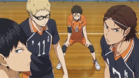 Haikyuu S3 Karasuno Vs Shiratorizawa haikyuu season 3 amv karasuno vs shiratorizawa burnout syndromes hikari are