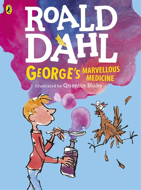 pictures of roald dahl books george s marvellous medicine by roald dahl penguin books