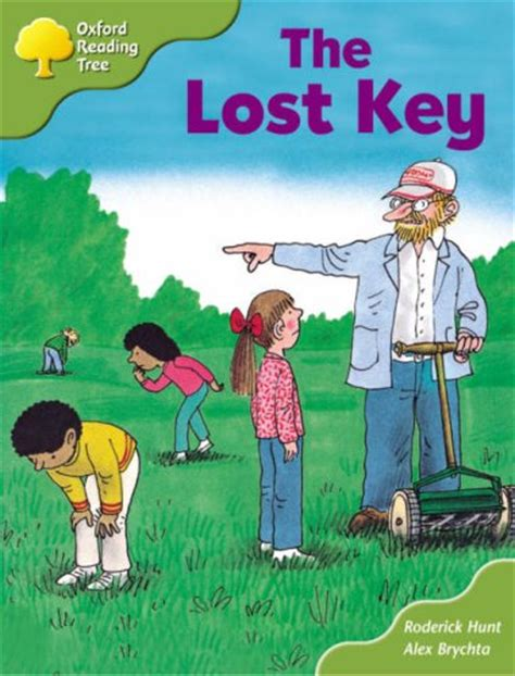 Reading Lost by Oxford Reading Tree Taepppy