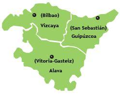 capital pais vasco pais vasco por todo sobre espa 241 a