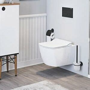 Wc Bidet Combined by Creavit Eg321 Wall Hung Mounted Toilet Pan Square Rimless