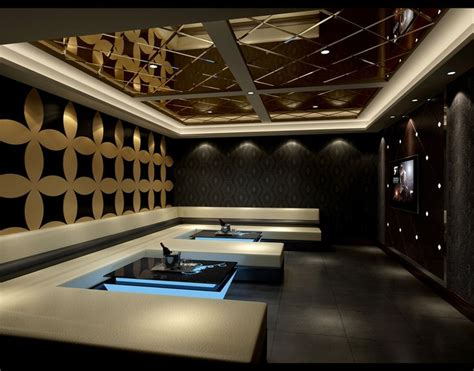 young  creative karaoke room design  china