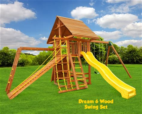 swing sets charlotte nc dream charlotte playsets wooden swing sets and playsets