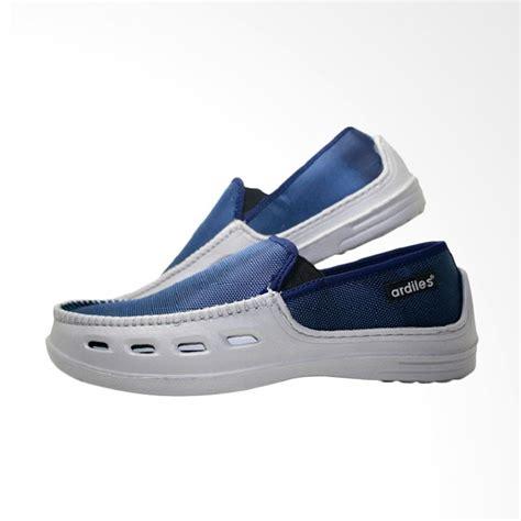 Ardiles Sepatu Slip On Mario Brown jual ardiles slip on mario sepatu pria blue