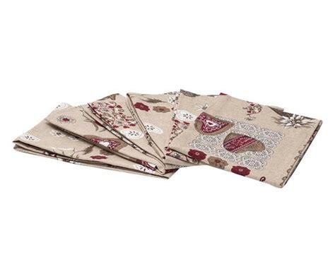 asciugamani da cucina set 6 asciugamani da cucina tirolesi