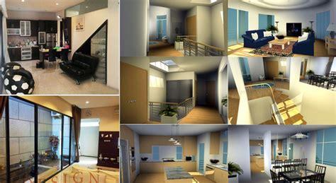 desain interior rumah kecil minimalis modern contoh desain interior rumah minimalis modern creo house