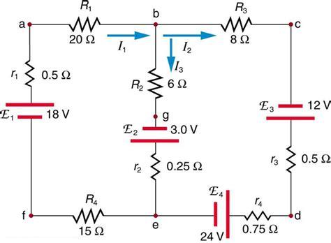 kirchoff s resistors in parallel kirchhoff s voer