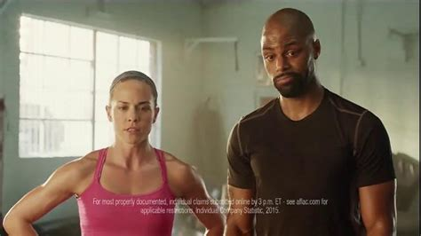 aflac commercial actress aflac one day pay tv commercial xtreme results with one