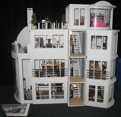 malibu beach house dolls house rebecca s collections davidia williams lempicka studio apartment paris ca 1930