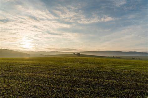 Free photo: Landscape, Spacious, Field, Meadow   Free