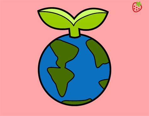imagenes faciles para dibujar del medio ambiente dibujo de cuidar pintado por mmmakylu en dibujos net el