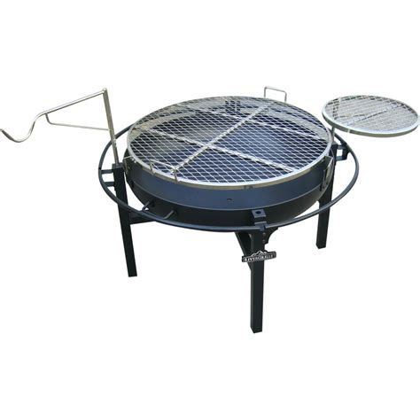 Fire Pit Grill Furniture Accessories Redesign Fire Pit Cowboy Firepit
