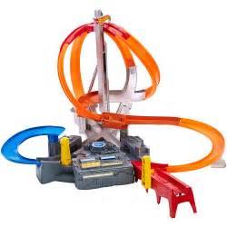 Hot wheels spin storm track set mattel toys quot r quot us