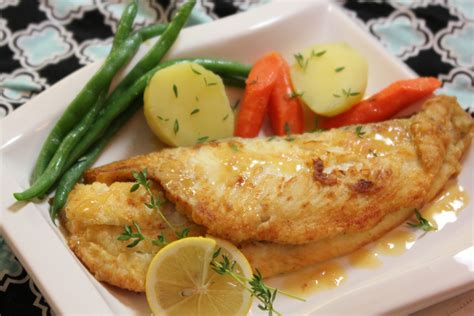 lemon beurre blanc recipe saut 233 ed petrale sole in herb butter sauce recipe dishmaps