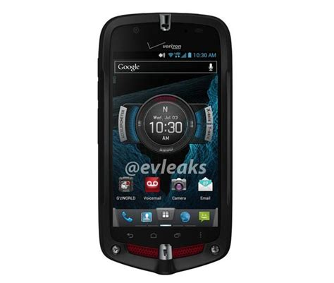 android gadgets casio commando 4g lte smartphone for verizon leaked