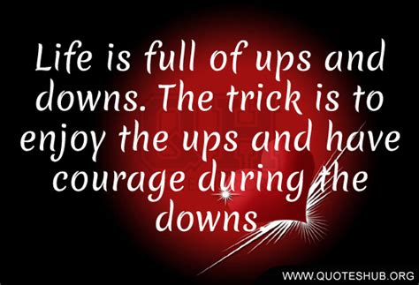 ups quote ups and downs quotes quotesgram