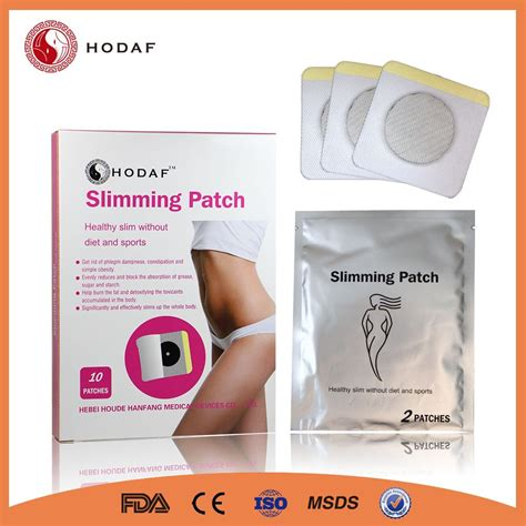 Detox Slimming Patch by Slim Patches Slimming Fast Loss Weight Burn Detox