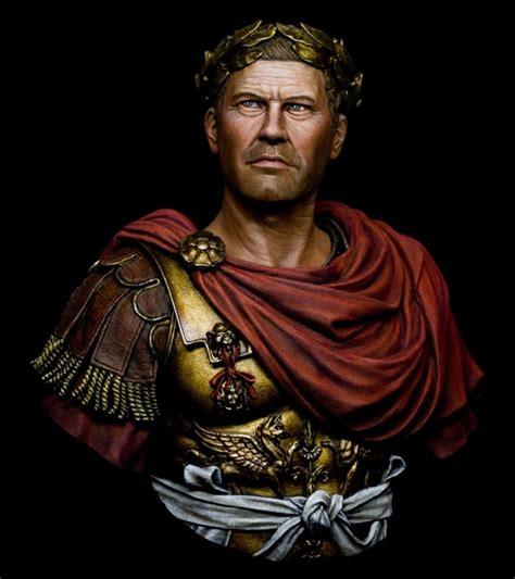 Biographie Caesar Gaius Julius Gaius Julius Caesar By Jason Zhou 183 Putty Paint