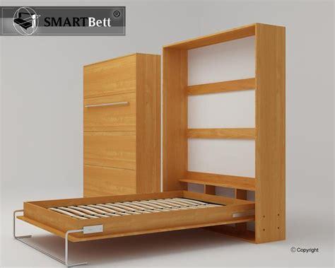 schrankbett weiß schlafzimmer gestalten mit tapeten