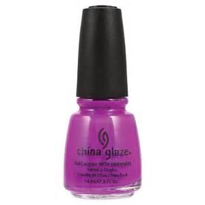china glaze nail colors china glaze nail purple panic14ml