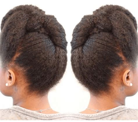 neck length natural hairstyles protective styles for neck length natural hair