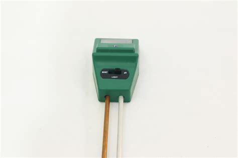 Ph Meter Tanah 3 In 1 ph meter tanah manual ph meter murah
