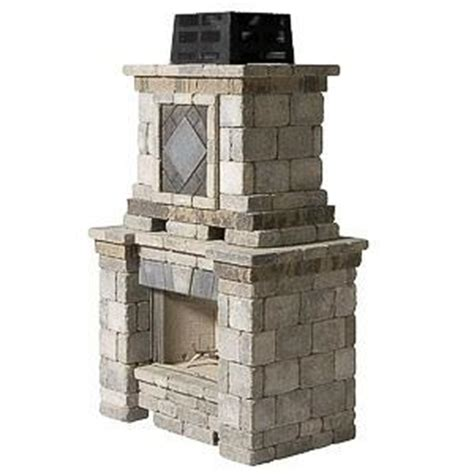 Unilock Fireplace Kits by Cordova Fireplace Outdoor Kits Outdoor Living Niemeyer S Landscape Supply Northwest Indiana