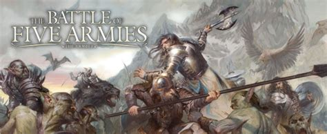 the armies winner of the battle of five armies a first preview 171 ares games