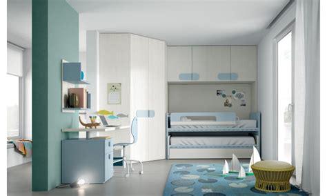 gestell hinter bett chambre d enfant avec lit gigogne