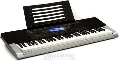 Keyboard Casio Ctk 6250 Stand Keyboard Cover Tas casio ctk 4400 61 key portable arranger sweetwater
