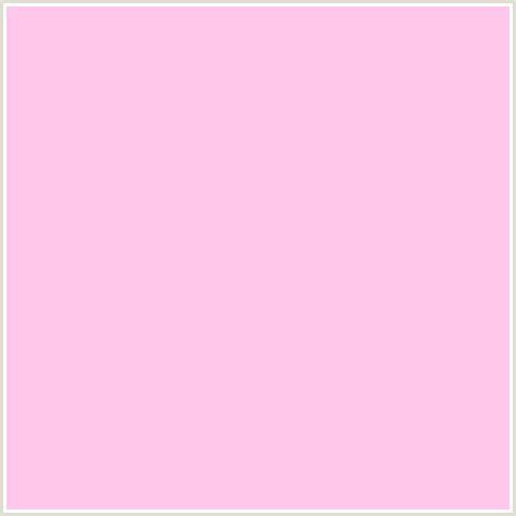 pastel pink rgb ffc7e9 hex color rgb 255 199 233 pink