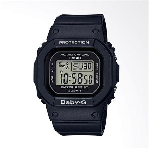 jual casio baby g bgd 560 1dr jam tangan wanita black harga kualitas terjamin