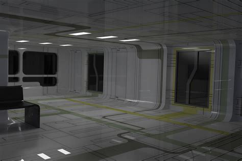 Space Interiors by Spacestation Interior By Jb1992 On Deviantart