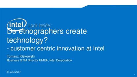 Tech Centric Mba by Warp 2 Tomasz Klekowski Do Etnographers Create