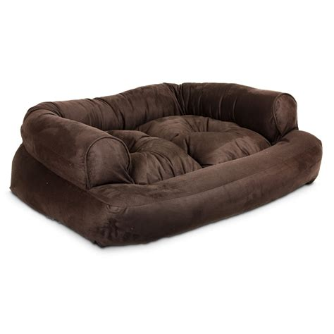 sofa style dog bed total fab luxury designer dog beds for small and large dogs