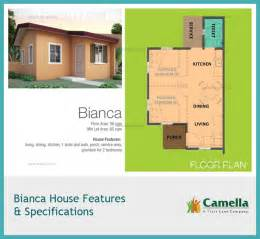 Camella Homes Floor Plan Philippines by Bianca Price Range 760 000 To 1 450 000 Camella