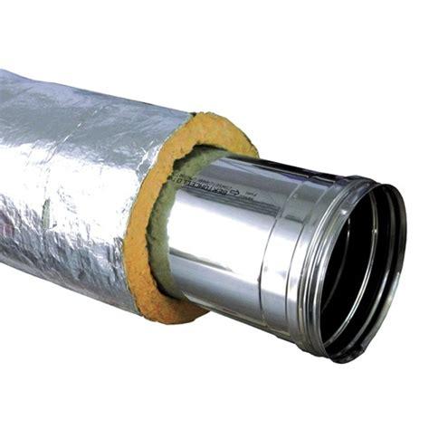 tubi camino tubi da 130mm per stufa pellet