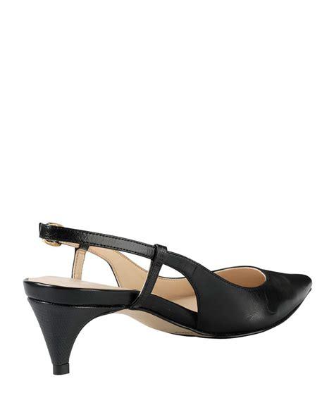 Heel Black Kezia Termurah 05 lyst cole haan juliana low heel slingback in black