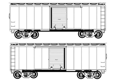 coloring page freight train freight train coloring pages printable freecoloring4u com