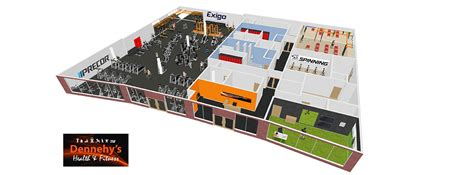free gym layout design 3d designs for commercial gyms