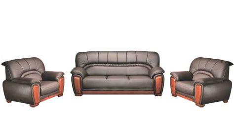 godrej sofa set manhattan sofa set in brown colour by godrej interio by