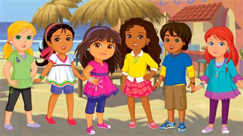 Nick Jr Dora And Friends Into The City | the gallery for gt dora and friends into the city alana