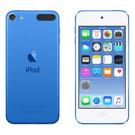 ipod blue the gallery for gt ipod touch 6th generation blue