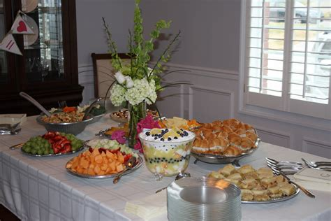 bridal shower food the kitchen ette bridal shower food ideas