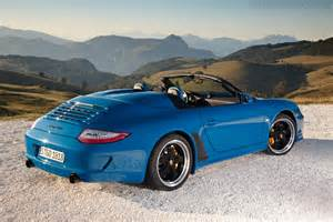 Porsche Speedster 997 Porsche 997 Speedster High Resolution Image 3 Of 6