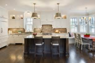 Faux Kitchen Backsplash by 21 Kitchen Backsplash Designs Ideas Design Trends