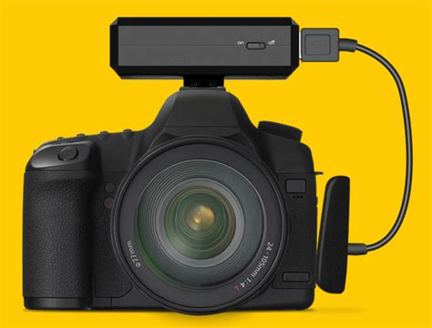dslr offers camfi dslr controller now offers real time upload to