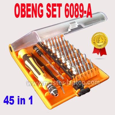 Jual Obeng Hp Set mobile version larger obeng set jk 6089 a 6089 c