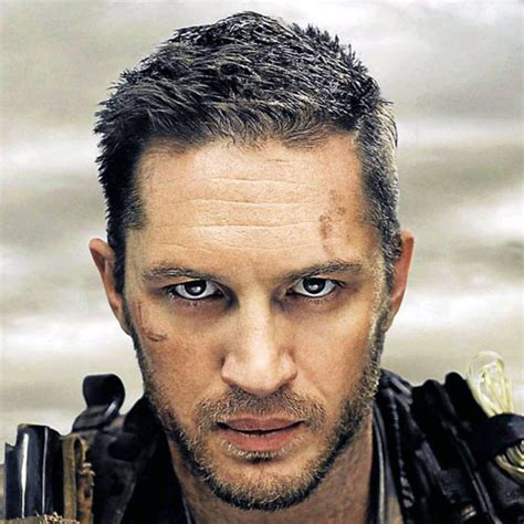 Tom Hardy Haircut   Men's Hairstyles   Haircuts 2018